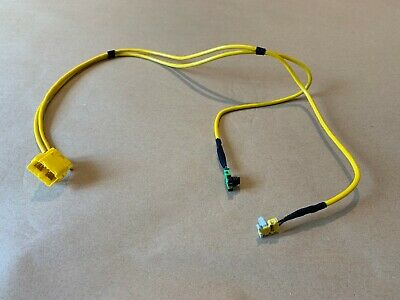 MASERATI QUATTROPORTE 04-11 PASSENGER DASH AIRBAG WIRING LOOM HARNESS CABLE