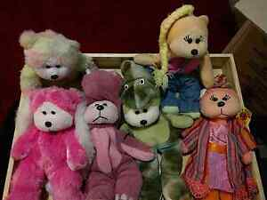 Beanie kids lot of 6. Price is for the lot Mitchelton Brisbane North West Preview