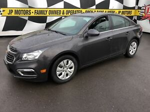 2015 Chevrolet Cruze 1LT, Automatic, Power Group,