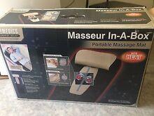Masseur in a box RRP 349.99$ Carnegie Glen Eira Area Preview