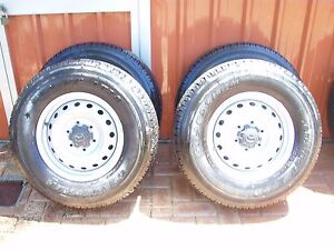 Mazda BT-50 Crew Cab Ute 2014 Wheels Tyres & Rims Melville Melville Area Preview