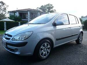 2008 Hyundai Getz Hatch with registration until 24th SEPTEMBER, Southport Gold Coast City Preview