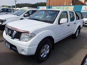 2014 Nissan Navara RX (4x4) South Burnie Burnie Area Preview