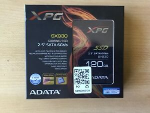 NEW XPG 128GB SSD Hard Drive