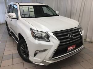 2018 Lexus GX 460 Executive Package Blow OUT Price !
