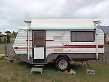 Supreme Getaway Off Road 15ft 1997, Ind. Suspension, Ext. Shower Boyne Island Gladstone City Preview