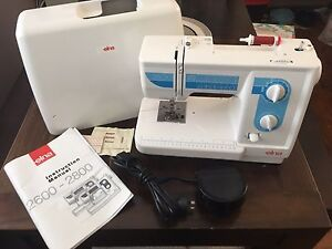 Elna 2600 sewing machine Ryde Ryde Area Preview