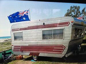 1966 Millard Princess Deluxe Vintage Caravan Manly West Brisbane South East Preview