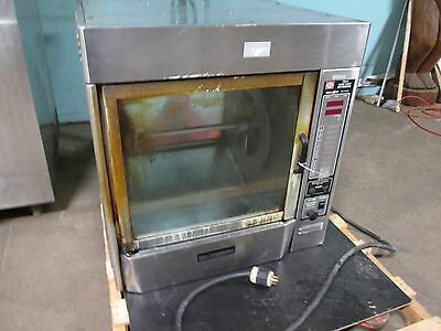 Henny Penny-tr-6 Hd Commercial Electric Rotisserie Oven Wtherma Vec System