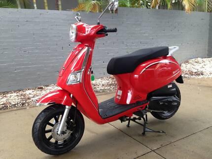 New Vmoto Estate 125cc 4-Stroke Southport Gold Coast City Preview