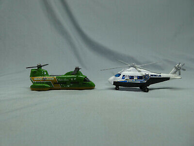 Matchbox Transport and Rescue Helicopters