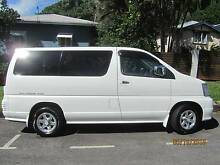 4X4 NISSAN ELGRAND HIGHWAY STAR CAMPER Cairns Cairns City Preview
