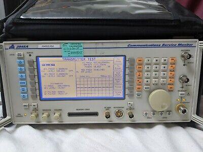Ifr Aeroflex Marconi 2945a Communication Service Monitor