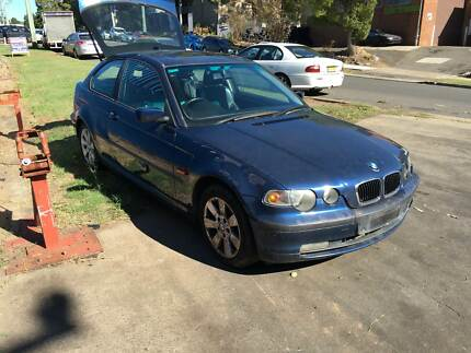 BMW 3-Series Hatchback bmw 318ti e46 wrecking complete car 4 part Northmead Parramatta Area Preview