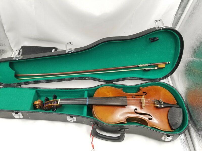 Antique Nicolaus Amatus Fecit in Cremona   Violin Germany