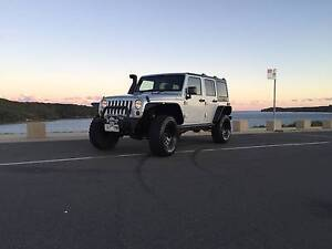 2011 Jeep Wrangler Unlimited Convertible Little Bay Eastern Suburbs Preview
