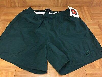 Vintage🔥 Nike Nikelon Multi Sports Short Shorts With Liner Underwear Sz M Men's