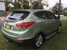 2012 Hyundai IX35 Wagon North Ryde Ryde Area Preview