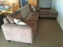 4 seater L-shaped sofa chaise lounge Waterloo Inner Sydney Preview