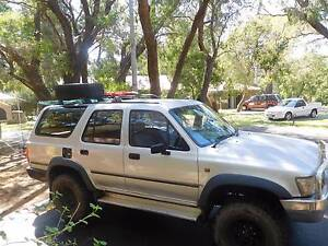 1991 Toyota 4 Runner Wagon HAS TO GO ASAP! Perth Perth City Area Preview
