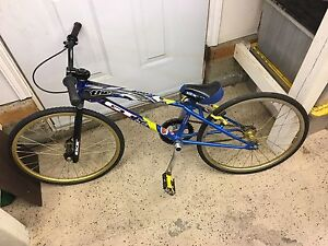 GT mini BMX racing bike