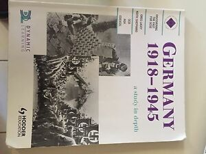 Germany******1945; a study in depth Kenwick Gosnells Area Preview
