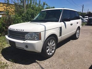 2008 Range Rover SuperCharged 173km