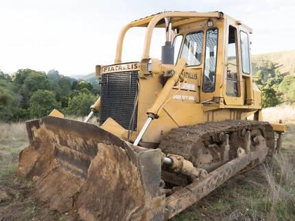 Fiat 640 dt front end loader tractor construction vehicles fiat allis 10c bulldozer fandeluxe Gallery