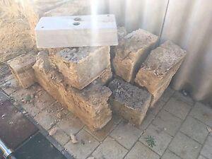 Free Limestone Block Orelia Kwinana Area Preview