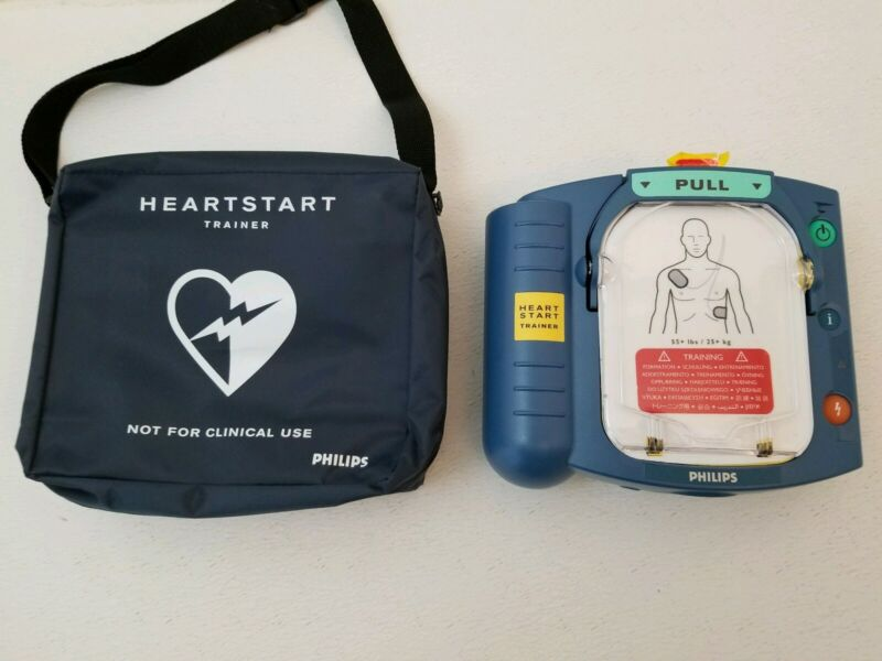 **EXCELLENT** Philips HeartStart Onsite AED Trainer M5085A