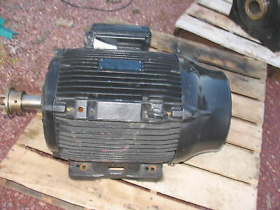 Weg Electric Motor Te1bfoxon Ph 3 Hpkw 6045 V 208-230460 Rpm 1775