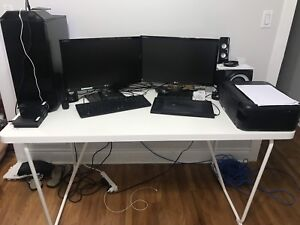 IKEA table for kitchen or computer - 1,70x 70cm