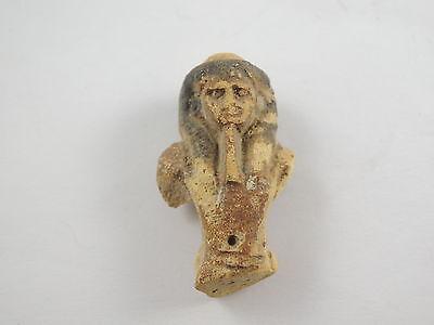 NR.3 MUSEALER USCHEBTI GRABBEIGABE ÄGYPTEN 25. DYNASTIE 1070 - 664 v. CHR. TON