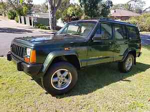 1996 jeep cherokee Lemon Tree Passage Port Stephens Area Preview