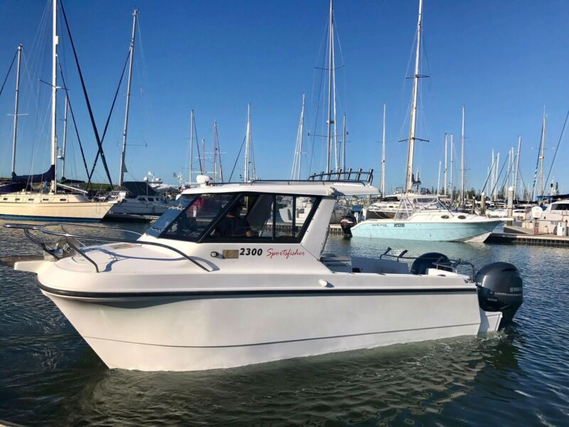 noosa cat 2300 sportsfisher motorboats \u0026 powerboats gumtreeyou don\u0027t have any recently viewed items