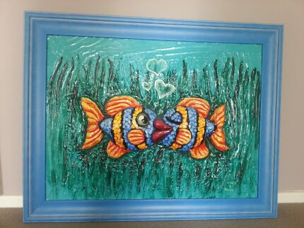 Funky artwork - Margaret River beach style Belmont Belmont Area Preview
