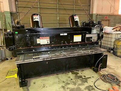 8 X 14 Cincinnati Mechanical Shear