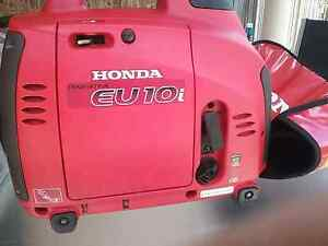 Honda eu series inverter generators wanted going or not Cedar Grove Logan Area Preview