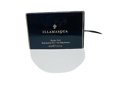Illamasqua Hydra Veil Rehydrating Primer Gel Face Foundation NIB FULL SIZE