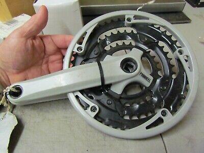 FMFXTR 2X10-Fach 104BCD 64//104 mm Kurbel Kurbelgarnitur Kettenblatt MTB Fahrrad