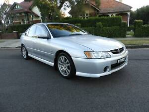 2004 holden commodore vz s sedan drives well wont last Haberfield Ashfield Area Preview