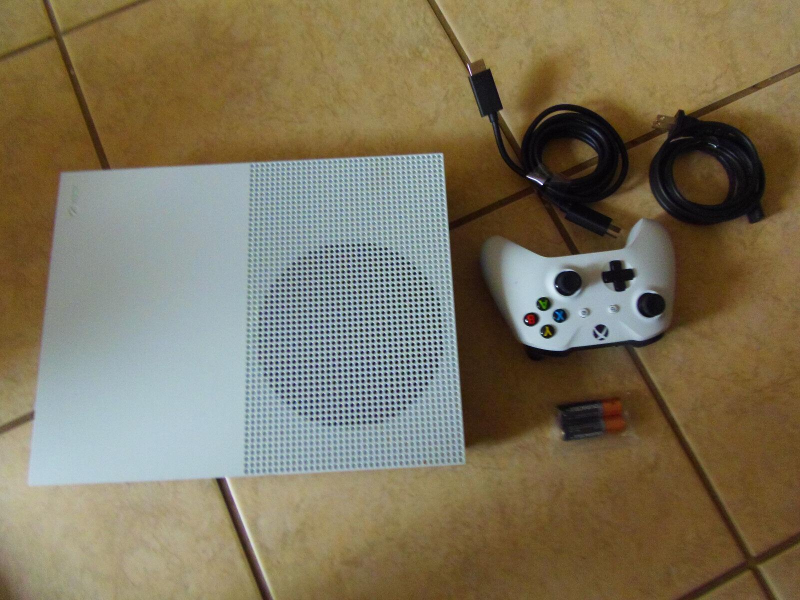 Купить Microsoft Xbox One S - Microsoft Xbox One S  500 GB White Console Free Shipping