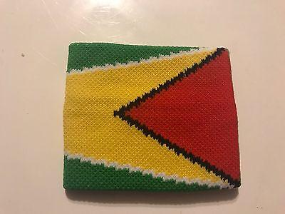 Браслет Guyana Flag Stretch Wrist Band