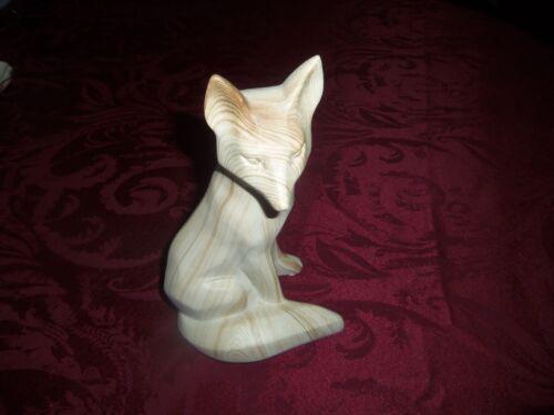 Alabaster fox