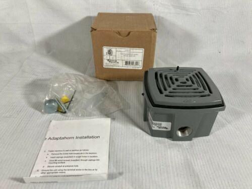 Edwards Signaling 876-N5 Weatherproof Vibrating Horn 120VAC 0.13A