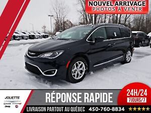 2018 Chrysler Pacifica Touring-L Plus, GARANTIE PROLONGER, TOIT,