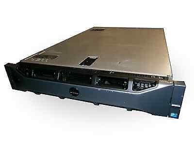 Dell POWEREDGE R710 Server QUAD CORE Xeon L5520 2.26GHz 24GB(4GB X6)