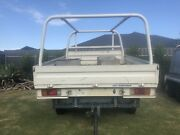 Dekker Land Cruiser 79 series steel tray Plympton Park Marion Area Preview
