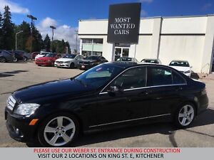 2010 Mercedes-Benz C300 4MATIC | NAVIGATION | XENON | SUNROOF |