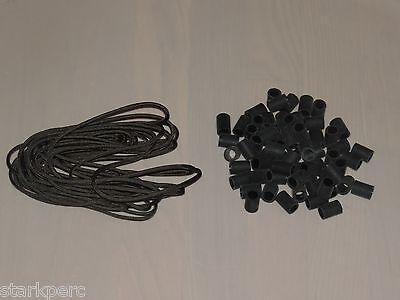 - Marimba Repair Kit: Cord, Rubber Post Insulators Insulator, 4.3 Octave